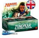 Battle for Zendikar / Bataille de Zendikar - Boite de 36 boosters Magic - (EN ANGLAIS)