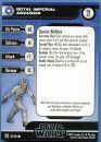 36 - Gotal Imperial Assassin [Star Wars Miniatures - The Force Unleashed] [Carte Seule]
