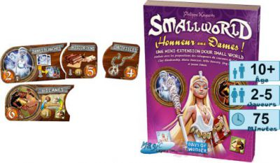 Smallworld - Honneur Aux Dames